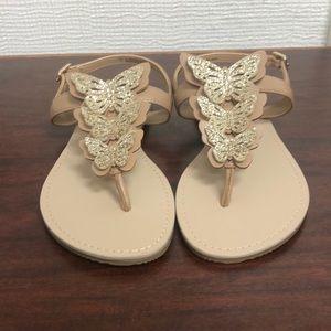 NWOT girls size 2 children's place sandals